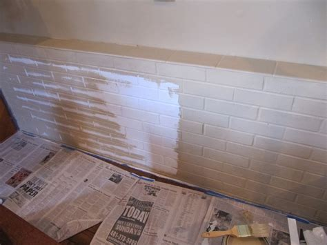 sew many ways painting brick