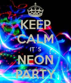 neon centerpiece ideas neon centerpiece ideas groovy neon time