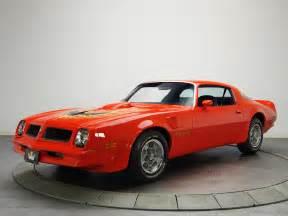 Pontiac Firebird 1976 1976 Pontiac Firebird Trans Am L75 455 Classic