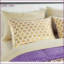 Gold Comforter Sets Queen Teen Girls Metal Gold Purple Comforter Set Sheet Set