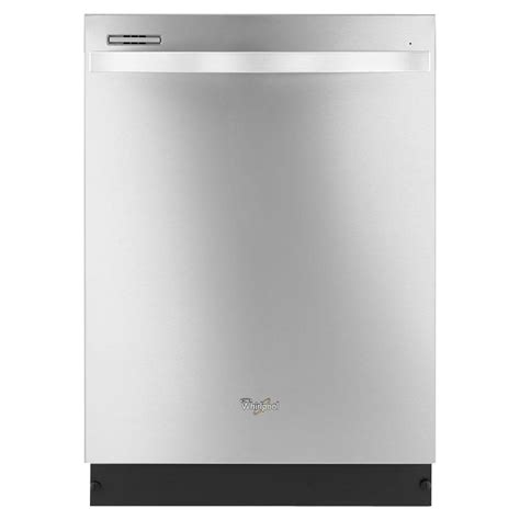 home depot whirlpool gold series top dishwasher in
