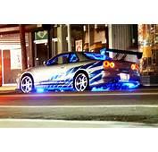 Brian O Conner S Nissan Skyline R34 GT R  2 Fast Furious Auto