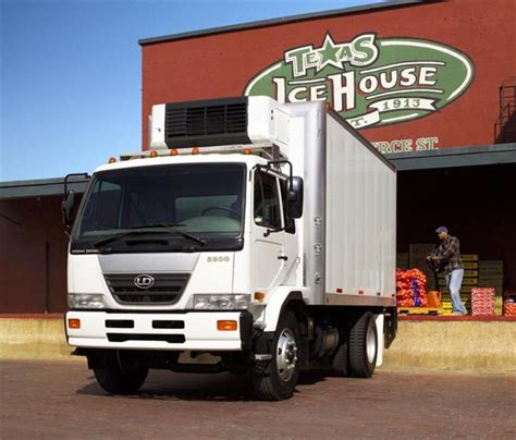 Udel Search White 2007 Ud Nissan 3300 Truck Picture Ud Nissan Truck Pictures