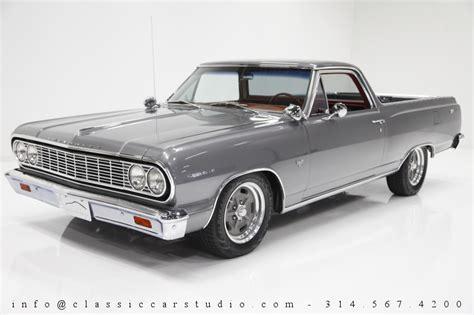 1964 el camino 1964 chevrolet el camino truck classic car studio