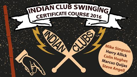 indian club swinging indian club swinging certificate course 2016 sheffield