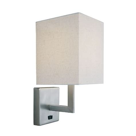 Sconce With Switch 17 Best Images About Lighting On Light Walls