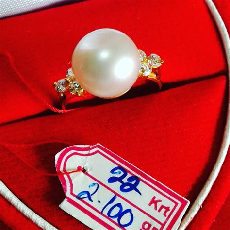 Perhiasan Set Gold Mutiara Manik img 20170411 170416 664 south sea pearl necklace price