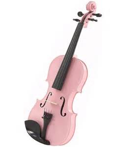 What Is A Bow Window new pink student 4 4 size violin with bow and case
