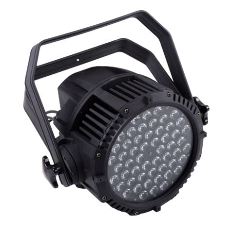 Lu Par Light 54 54 3w ip65 led par64 guangzhou stage light light disco light from guangzhou new caiyi