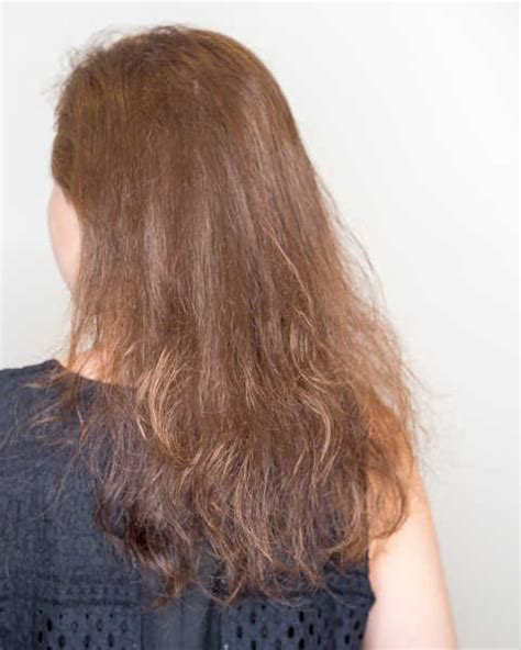 crops for thin frizzy hair fine and frizzy hair this new perm from picasso hair