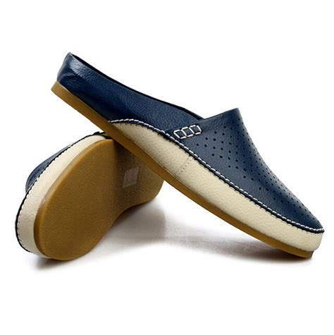 mens comfortable sandals men sandals fashion comfortable flat non slip shoes
