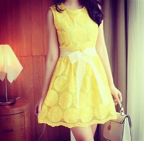 yellow pattern skater dress mellow yellow yellow sun dress skater dress