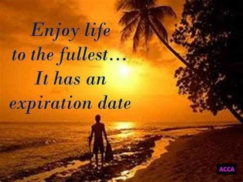 Quotes About Enjoying And