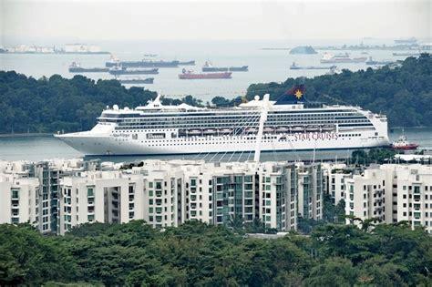 new year cruise singapore singapore asia cruise market with new terminal