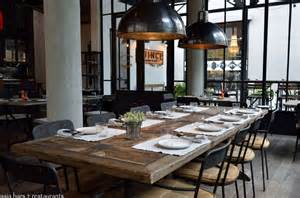 Casual Dining Room Ideas quince eatery amp bar popular restaurant in bangkok asia