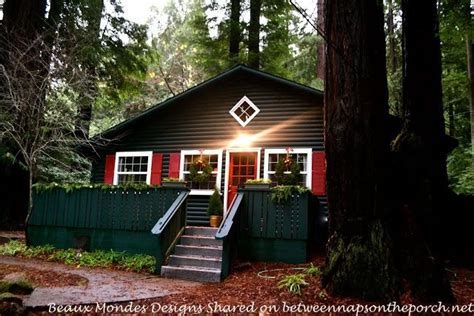 Guerneville Cabins by A Cabin Renovation Restoration On The Russian River