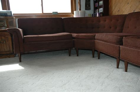 rearrangeable sectional kroehler furniture galaxy designs mid centry 4 piece