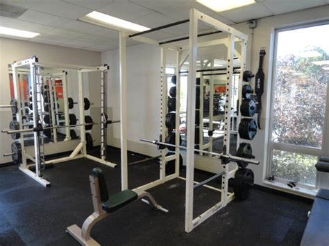 Cybex Squat Rack by Midwest Used Fitness Equipment Cybex Power Rack