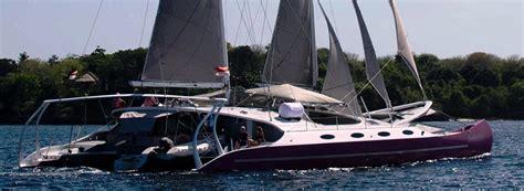 catamaran cruise in bali aneecha sailing bali catamaran cruise bali to nusa