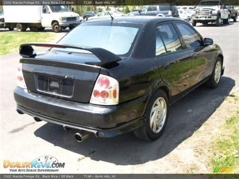 mazda dx 2002 mazda protege dx black mica black photo 4