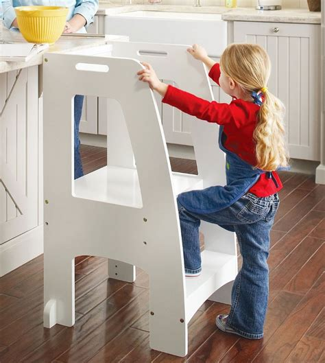 step  kitchen helper  kids step stools