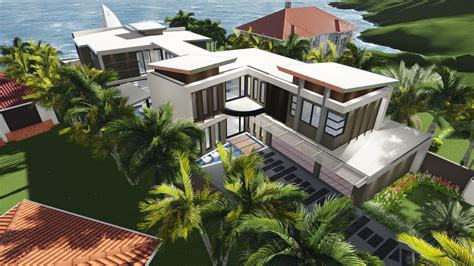 resort house design bali style villa house plans house design ideas