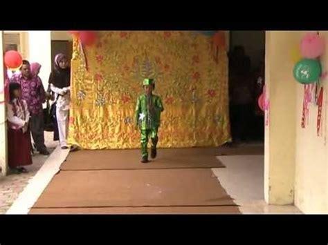busana muslim anak frozen fashion show busana muslim pesta anak laki laki youtube