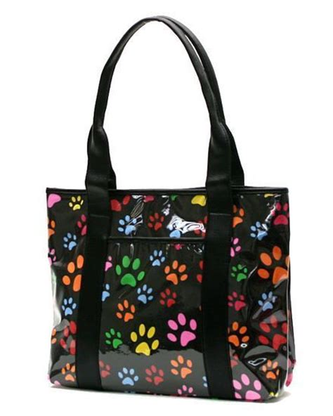 paw print bag paw printdogcat vinyl insulated lunch