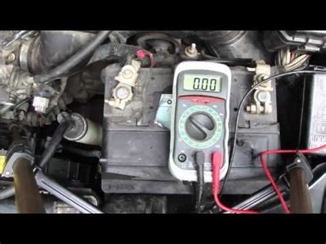 Toyota Corolla Battery Car Not Starting How To Do 3 Tests To Battery Toyota