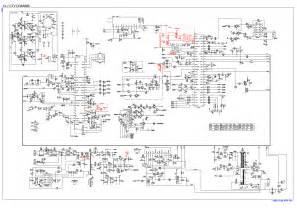 haier tv 29fa circuit diagram service manual free download