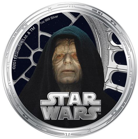 Coin Starwars gallery wars coins will be tender in niue wired