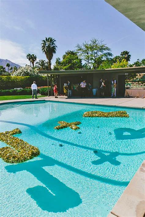 backyard pool wedding ideas 1000 ideas about backyard wedding pool on