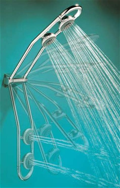 Grohe Freehander Shower by Shower Trends In Luxury Shower Heads