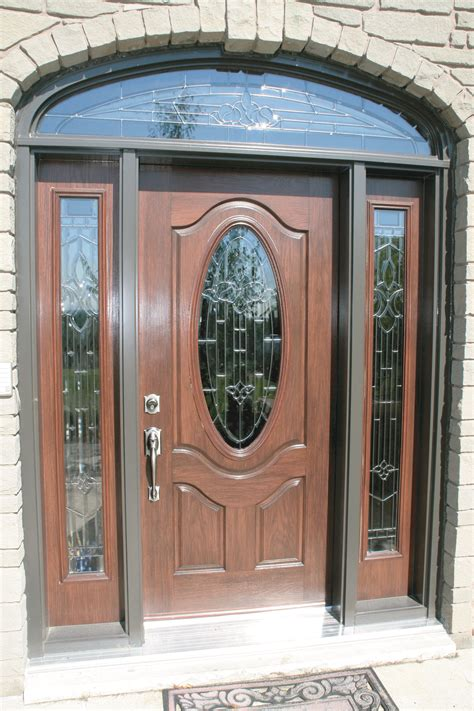 Exterior Doors With Sidelights And Transoms Sidelights And Transoms Fibertec Windows Doors Manufacturing