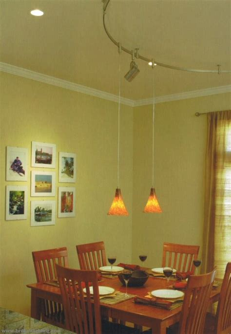 Dining Table Track Lighting Tech Lighting Residential Applications