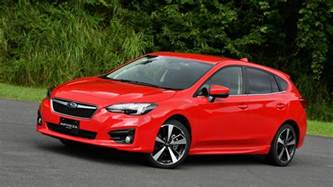 Pictures Of A Subaru Impreza 2017 Subaru Impreza Review Caradvice