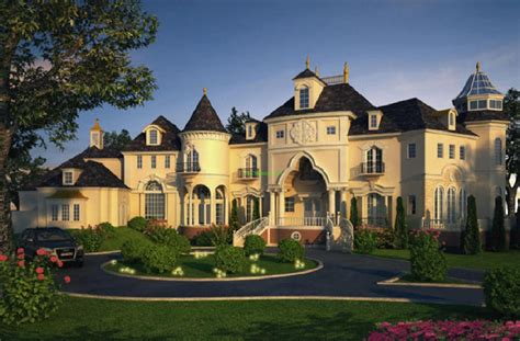 large mansions what style is my home