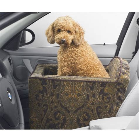 booster for dogs microvelvet car booster seat for dogs designer boutique glamourmutt