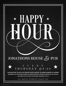 Happy Hour Menu Template by Happy Hour Template Postermywall