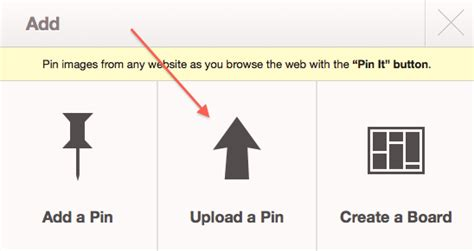 How Do I Upload A Photo To Pinterest Ask Dave Taylor | how do i add a pin to my pinterest board benchmark email