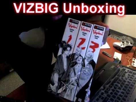 vagabond vol 1 vizbig edition unboxing vagabond volumes 2 3 vizbig edition