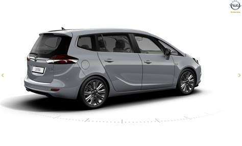 opel zafira 2017 this is likely the facelifted 2017 opel vauxhall zafira