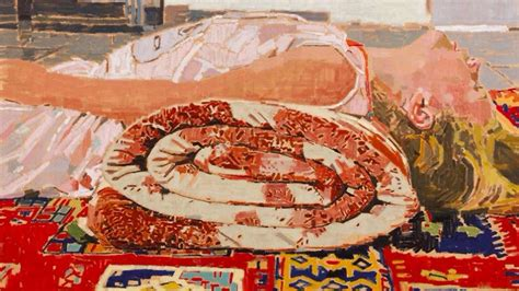lying like a rug lying like a rug an artist finds perspective in the carpets of druze the times of