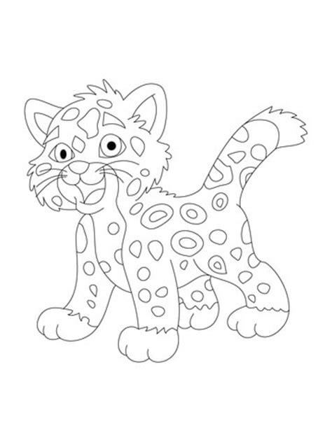 imagenes de jaguar para dibujar faciles desenho de beb 234 jaguar para colorir desenhos para