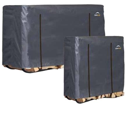Wood Storage Rack Cover by 4 Universal Firewood Rack Cover
