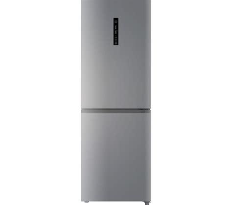 Freezer Haier buy haier c3fe632csj 60 40 fridge freezer silver free