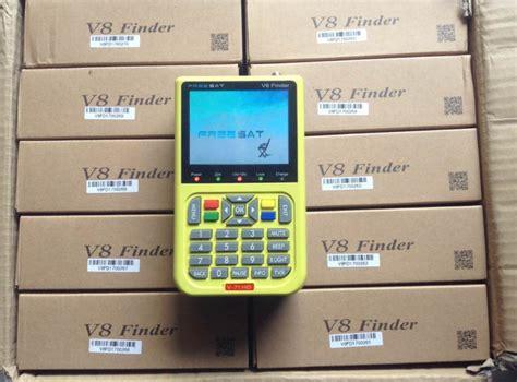 Freesat V8 Alat Pencari Sinyal Satelit software firmware dan cara upgrade satfinder