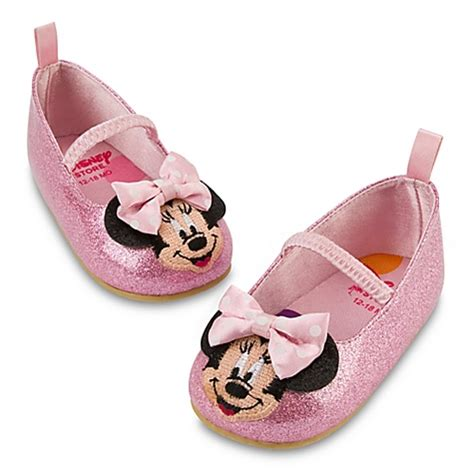 baby minnie mouse shoes 2011 minnie mouse pink costume shoes 6 12m nwt disney