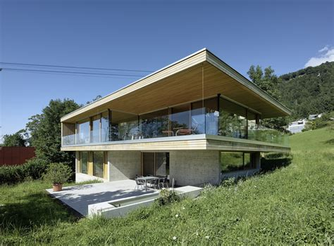 house of d house d dietrich untertrifaller architekten archdaily