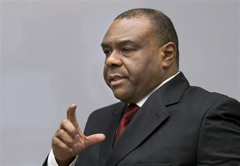 Be Mba by Congolese Ex Vp Bemba Convicted Of Murder Pillage